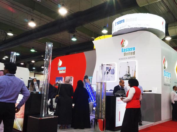exhibition stand production com[anies kuwait]