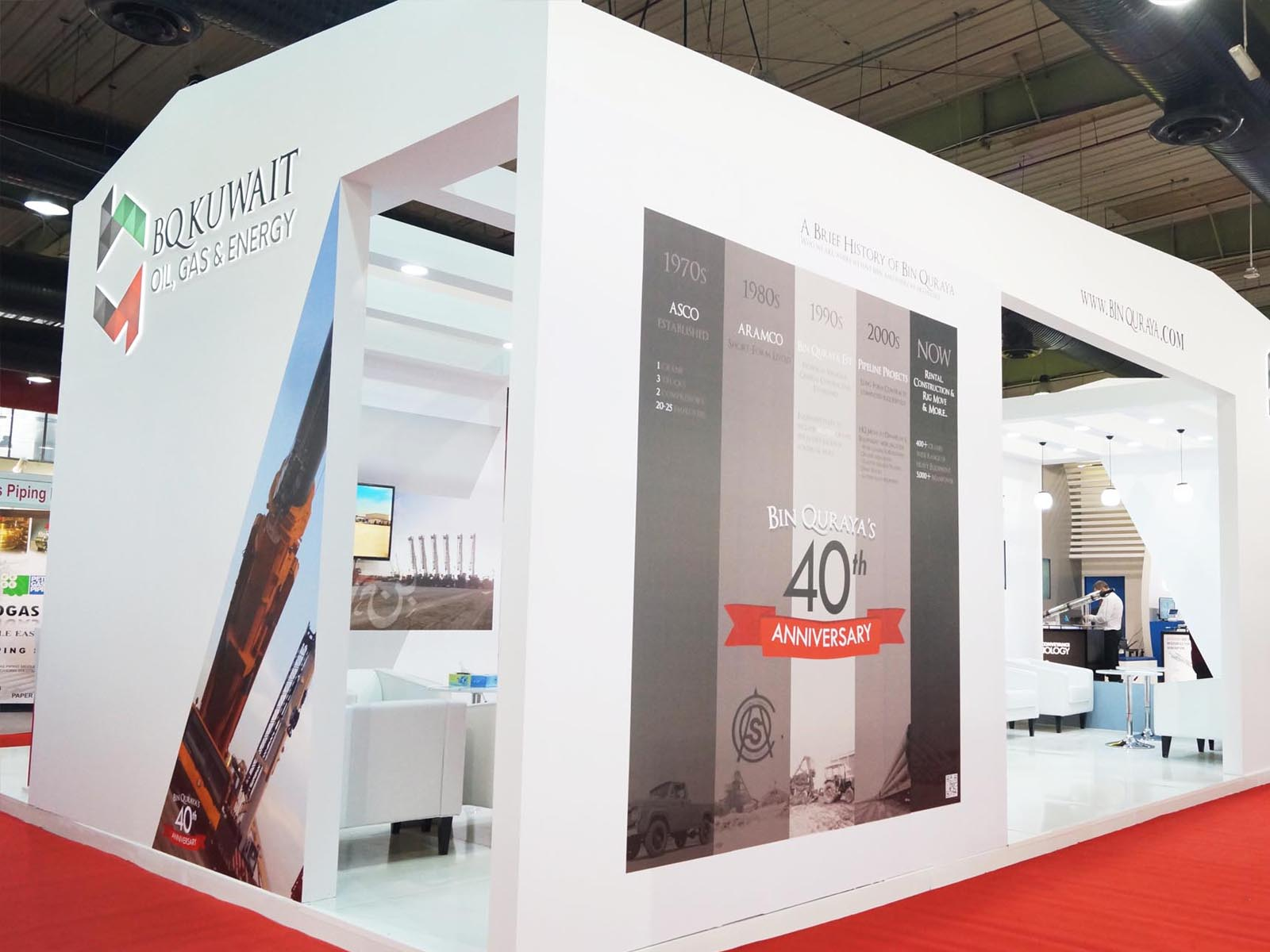 Exhibition Stand In Kuwait : Quality exhibition stand production companies exhibition booth